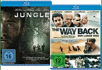 JUNGLE/THE WAY BACK (LTD.) Blu-ray