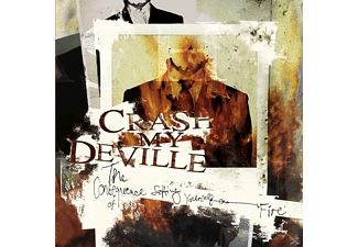 Crash My Deville - The Consequence Of Setting Yourself  - (CD)