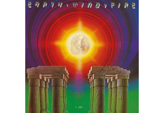 Earth, Wind & Fire - I Am (Coloured Vinyl) (Vinyl LP (nagylemez))