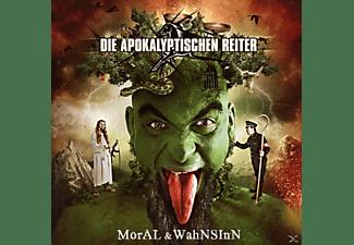 Die Apokalyptischen Reiter - MORAL & WAHNSINN  - (CD)