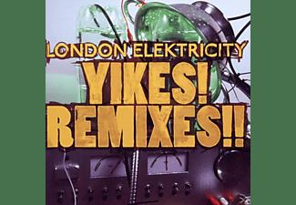 London Elektricity - YIKES!  - (CD)