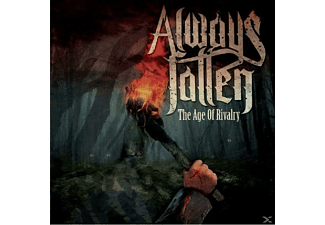 Always Fallen - The Age OF Rivalry  - (CD)