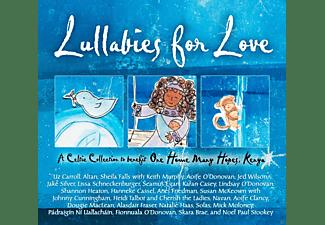 VARIOUS - LULLABIES FOR LOVE  - (CD)