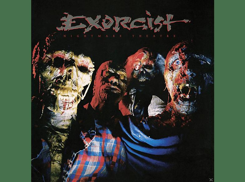 Exorcist - Nightmare Theatre (Ltd.Blood-Red Vinyl+Poster) [Vinyl]