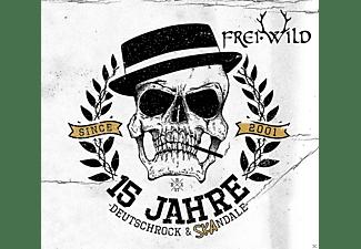 Frei.Wild - 15 Jahre Deutschrock & SKAndale  - (CD)