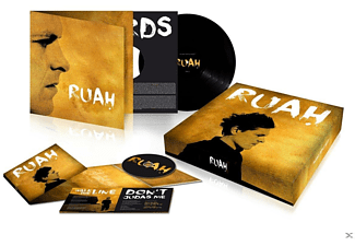 Michael Patrick Kelly - Ruah (Boxset)  - (LP + Bonus-CD)