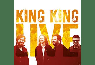 King King - Live (2CD+DVD)  - (CD)