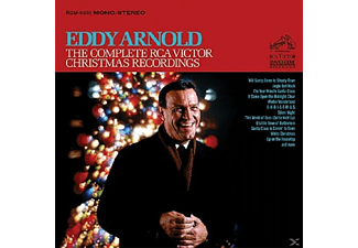Eddy Arnold - Complete RCA Victor Christmas Recordings  - (CD)