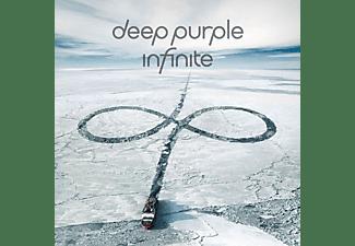 Deep Purple - inFinite (Box Set inkl. DVD + T-Shirt)  - (CD + DVD Video)