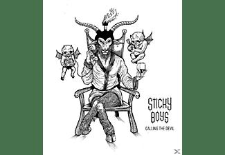 Sticky Boys - Calling The Devil  - (Vinyl)