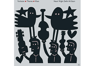 Yorkston / Thorne / Khan - Neuk Wight Delhi All Stars (2LP+MP3)  - (LP + Download)