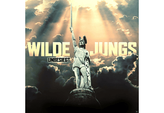 Wilde Jungs - Unbesiegt (Ltd.Metalbox)  - (CD)