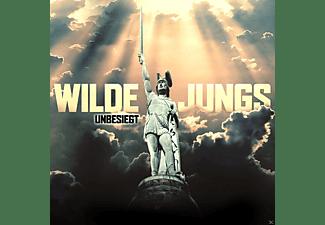 Wilde Jungs - Unbesiegt  (Ltd.CD+DVD Digipak)  - (CD)