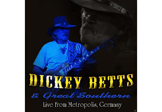 Dickey Betts, Great Southern - Live At Metropolis,Munich  - (CD)