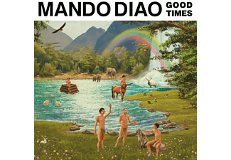 Mando Diao - Good Times (Ltd.Edition)  - (CD)