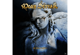 Mean Streak - Blind Faith (Gold Vinyl)  - (Vinyl)