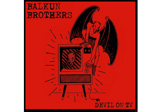 Balkun Brothers - Devil On TV  - (CD)