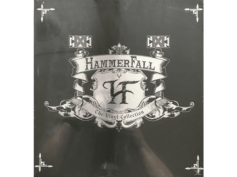 Hammerfall - Hammerfall, The Vinyl Collection White Vinyl - Vinyl-Boxset [Vinyl]