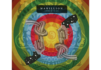 Marillion - Living In F E A R (Limited EP)  - (CD)
