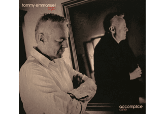 Tommy Emmanuel - Accomplice One  - (CD)