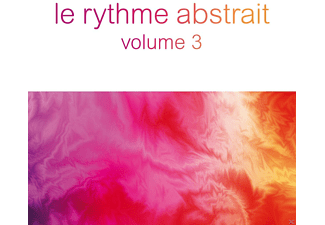 VARIOUS - Le rythme abstrait by Raphael Marionneau,Vol.3  - (CD)