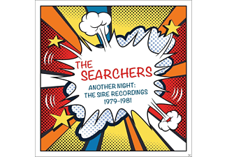 The Searchers - Another Night: The Sire Recordings 1979-1981  - (CD)