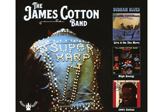 James Cotton - Buddah Blues  - (CD)