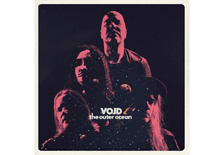 Vojd - The Outer Ocean (Elctric Blue Vinyl,Insert)  - (Vinyl)
