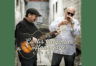 Curtis Salgado, Alan Hager - Rough Cut  - (CD)
