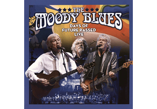 The Moody Blues - Days Of Future Passed Live  - (Vinyl)