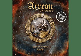 Ayreon - Ayreon Universe-Best Of Ayreon Live (Ltd.3LP+MP3)  - (Vinyl)