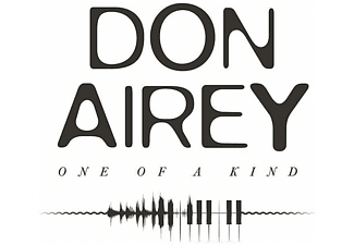Don Airey - One Of A Kind  - (LP + Download)