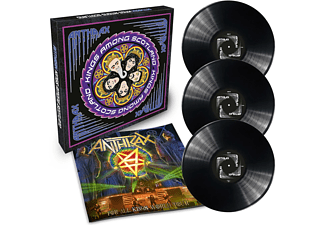 Anthrax - Kings Among Scotland  - (Vinyl)