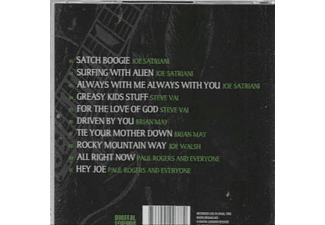 VARIOUS - Rock Guitar Night-Live On Air 1992  - (CD)