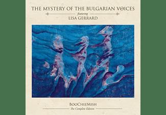 The Mystery Of The Bulgarian Voices - Boocheemish (Ltd.Complete Boxset)  - (LP + Bonus-CD)