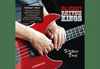 Bill Wyman's Rhythm Kings - Studio Time  - (CD)