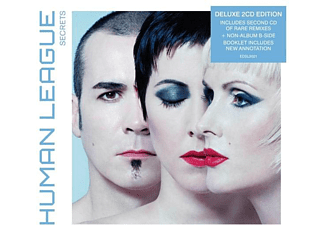 The Human League - Secrets (Deluxe 2CD-Edition)  - (CD)