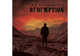Joe Bonamassa - Redemption (Black 2LP 180 Gr.Gatefold Sleeve+MP3)  - (Vinyl)