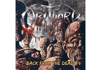 Obituary - Back From The Dead (Coloured LP)  - (Vinyl)