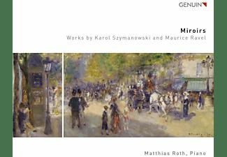 Matthias Roth - Miroirs  - (CD)