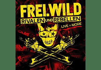 Frei.Wild - Rivalen und Rebellen LIVE&MORE (Limited Edition, 2CD + DVD)  - (CD)