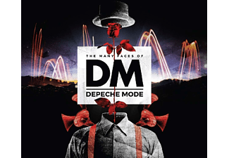 VARIOUS - Many Faces Of Depeche Mode  - (CD)