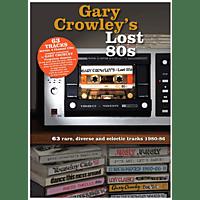 VARIOUS - Gary Crowley's Lost 80s (4CD Media Book) [CD]