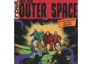 RPWL - Tales From Outer Space (Digipak)  - (CD)