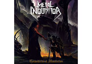 Metal Inquisitor - Unconditional Absolution (Re-Release)  - (CD)