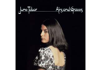 June Tabor - Airs & Graces  - (CD)