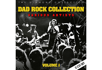 VARIOUS - Dad Rock Collection  - (CD)