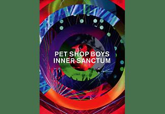 Pet Shop Boys - Inner Sanctum (Blu-Ray + DVD + 2CD)  - (Blu-ray)