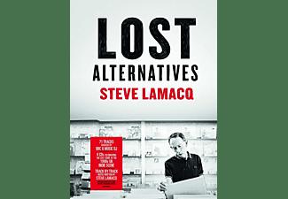 VARIOUS - Lost Alternatives-Steve Lamacq (4CD Media Book)  - (CD)