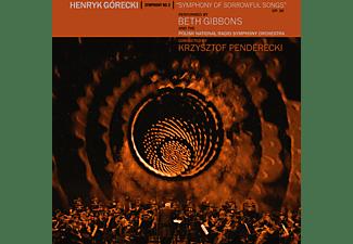 Beth Gibbons, Polish Radio Orchestra - HENRYK GORECKI - SINFONIE 3 (JEWEL CASE CD)  - (CD)